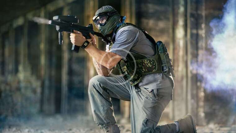 Big Game is More than Just Paintball. It's an Experience.