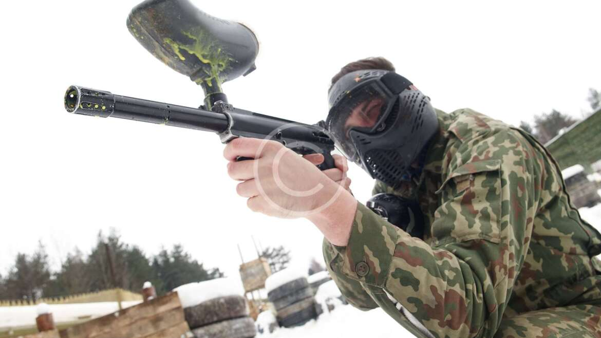 Paintball SuperCup 2017